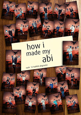 Abizeitung Cover: How I made my abi