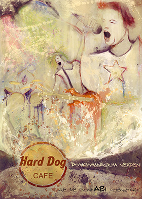 Abizeitung Cover: Hard Dog Cafe